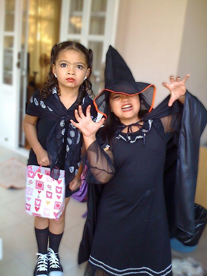 Trick or treat i Chiang Mai.
