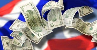 thailand inträdesavgift