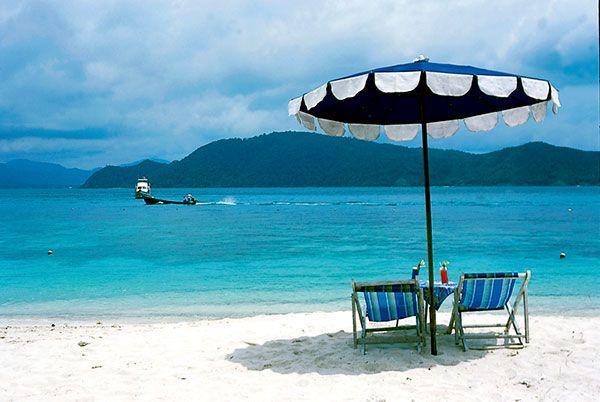 Arbeta i Thailand