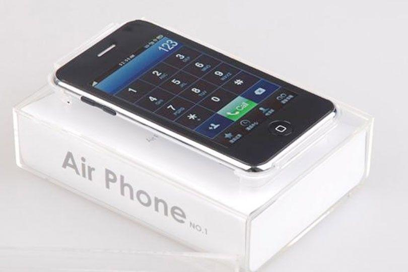 Air Phone är det nya iPhone.