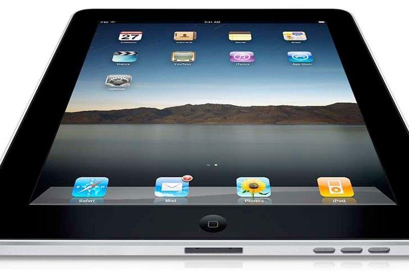 iPad släpps i Thailand.