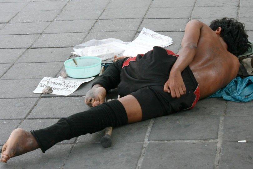 Tiggare ett problem i Phuket och Thailand.
