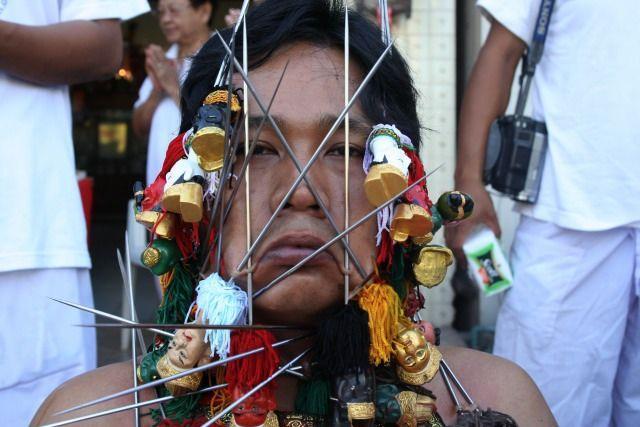 Tokiga thailändare