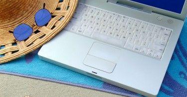 Gör fynd på Mac-prylar i Thailand.