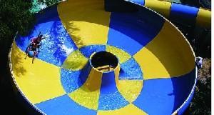 Superbowl kommer att bli en av attraktionerna på den nya vattenparken.