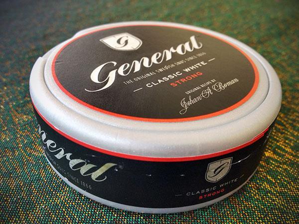 Köp General Strong White Portion i Thailand.