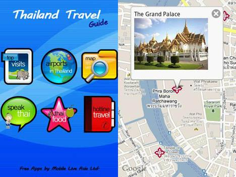 Thailand Travel Guide Android